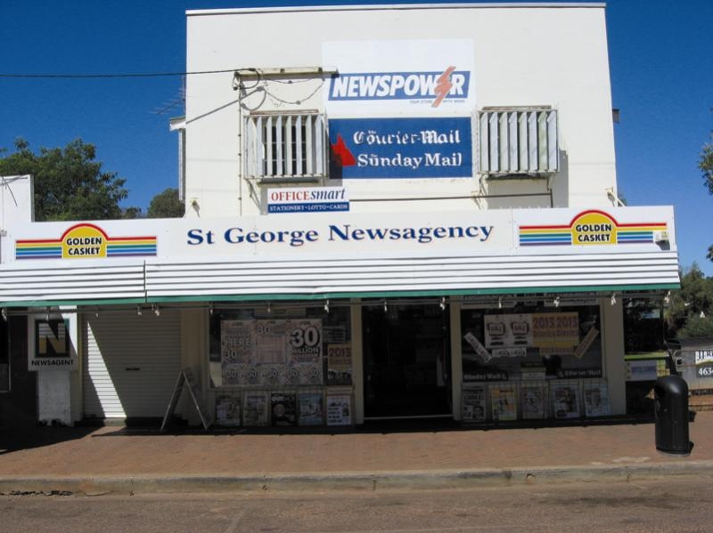 Private Business For Sale St George 4487 QLD