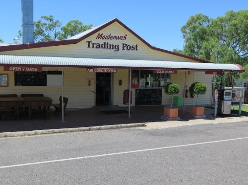 Private Business For Sale 3-7 Pool Street Maidenwell QLD 4615