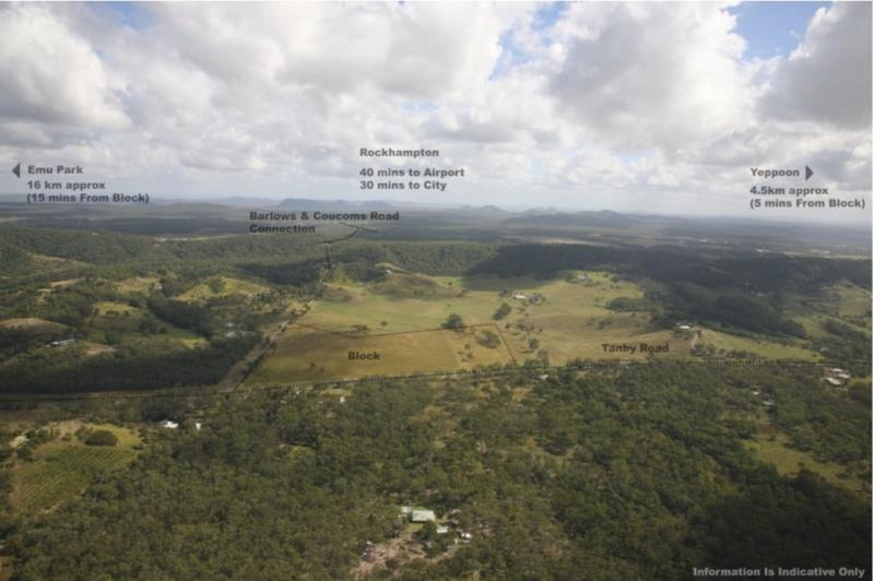 Private Commercial For Sale LT SP26406/472 Tanby Rd Taroomball QLD 4703