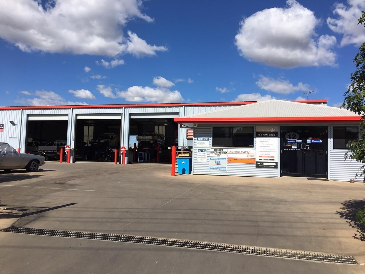 Private Business For Sale 12 Hawkins Place Emerald QLD 4720