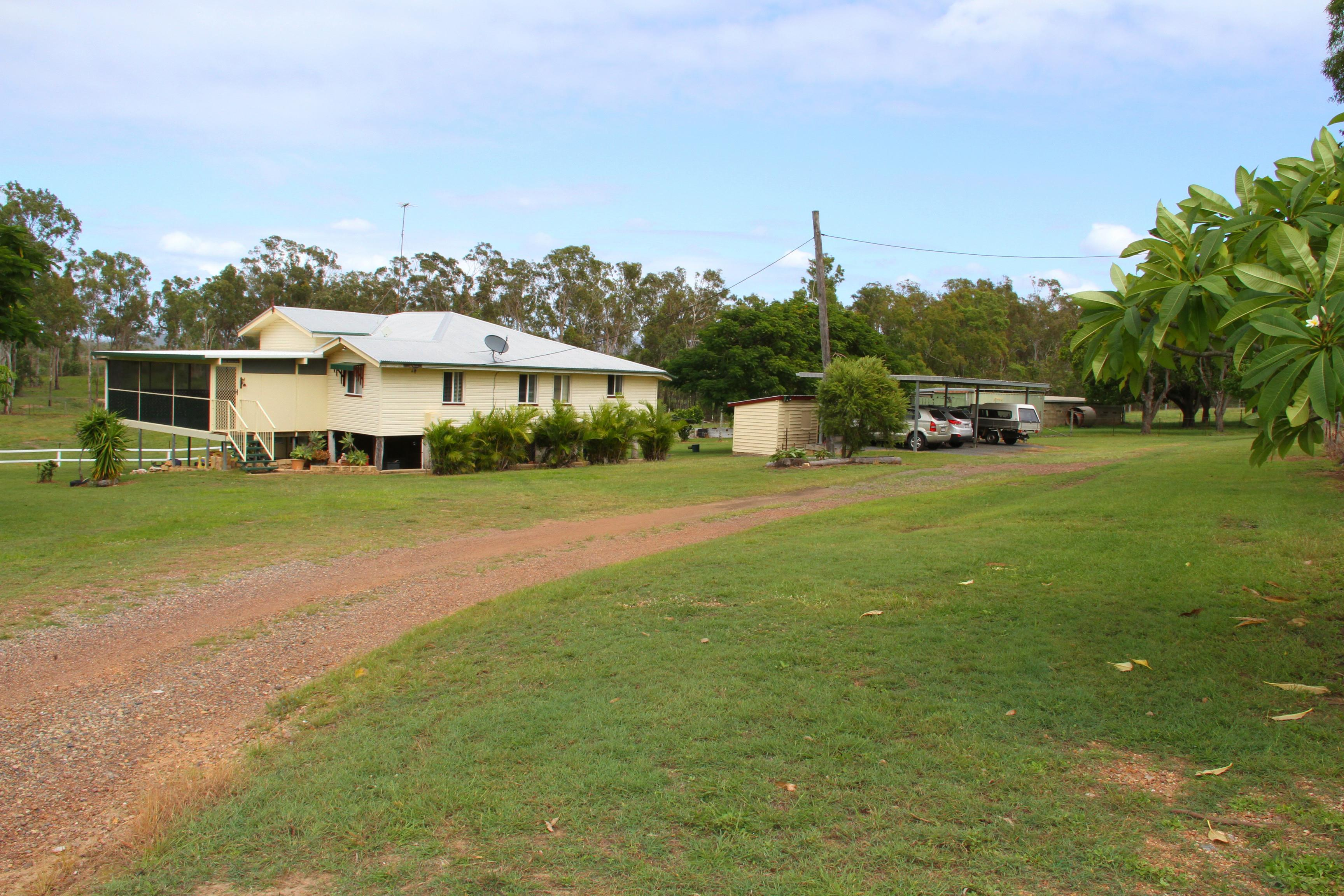 15 Tanby Post Office Road Tanby QLD 4703