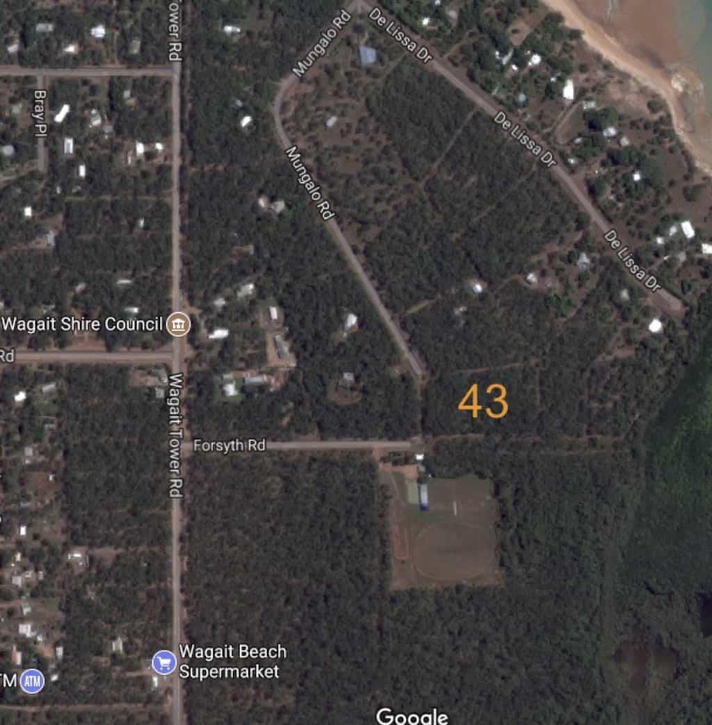 43 Forsyth Road Wagait Beach NT 0822