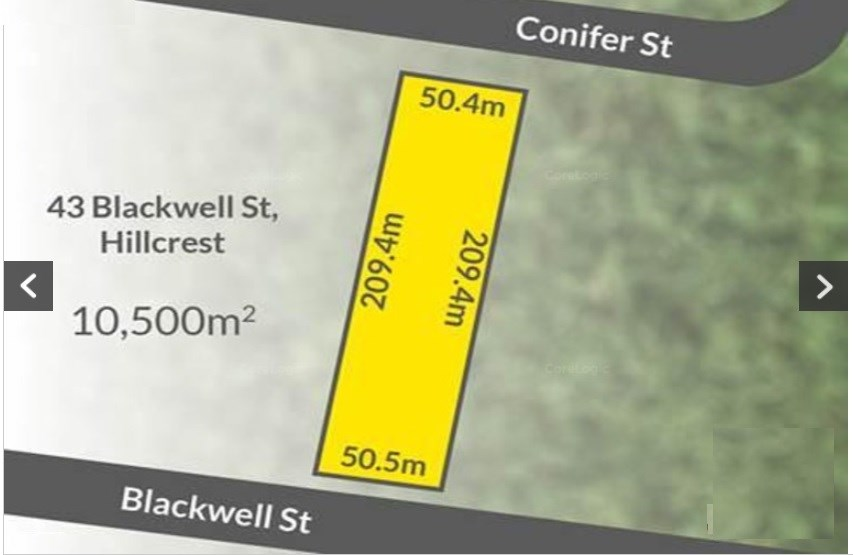 Property for sale 43-45 Blackwell Street Hillcrest QLD 4118
