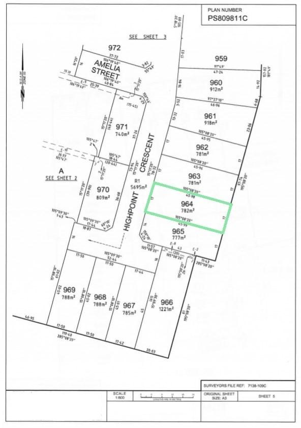 Lot 964/21 Floreat Avenue Highton VIC 3216