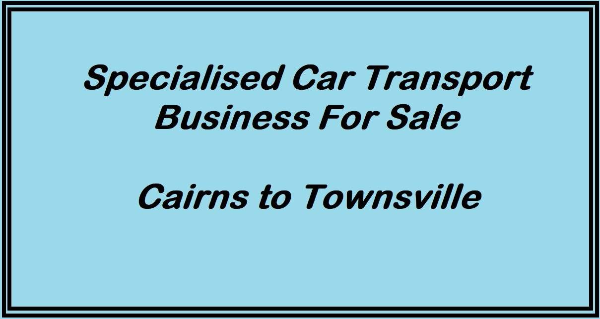 Private Business For Sale Cairns 4870 QLD