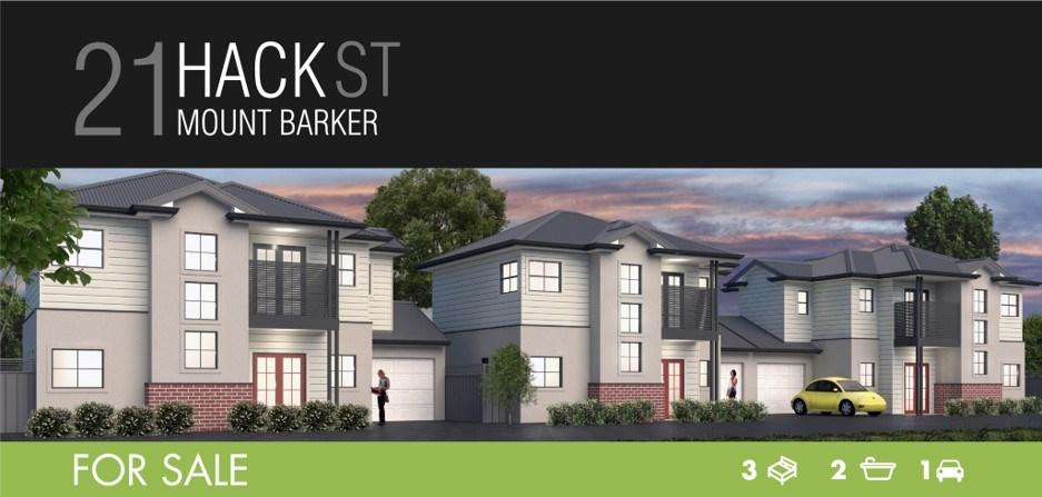 Property for sale 21a Hack Street Mount Barker SA 5251