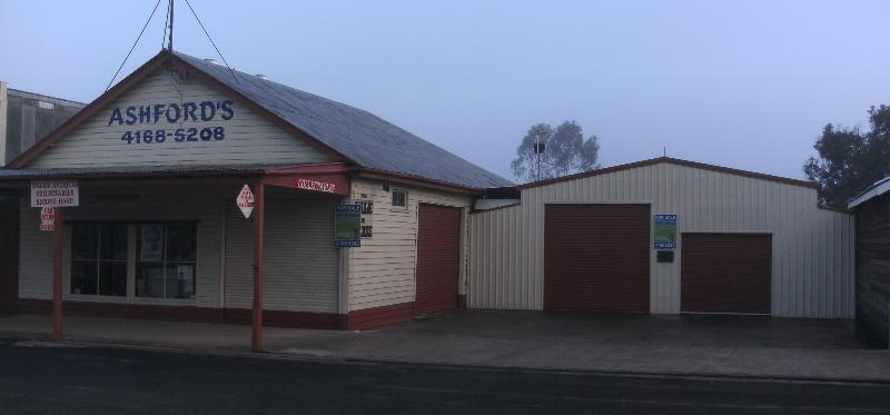 Private Commercial For Sale 73 Haly Street Wondai QLD 4606